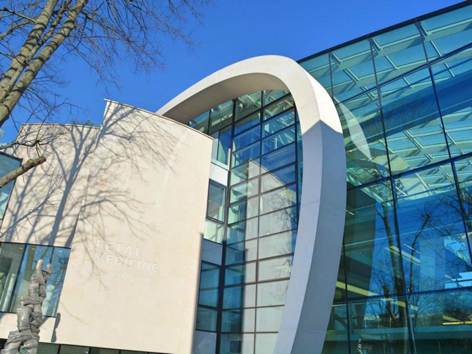 Hospital structural design